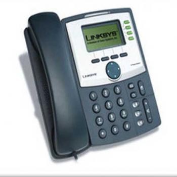 Linksys IP Phone with 2 (Upgradeable to 4 Lines) S